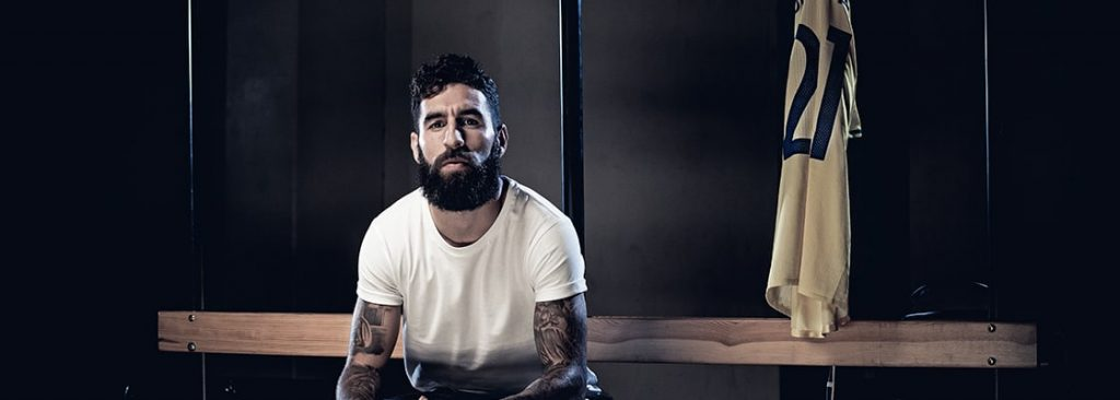 Jimmy Durmaz vill stoppa skitsnacket med Locker Room Talk