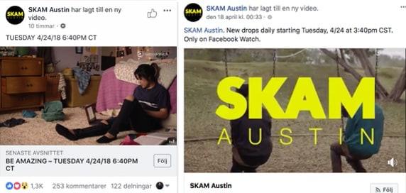 Skam Austin